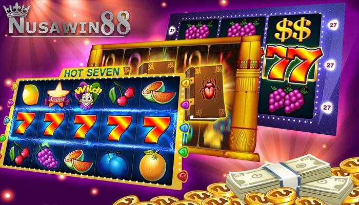 Agen Slot Online Terpercaya Memiliki Banyak Permainan